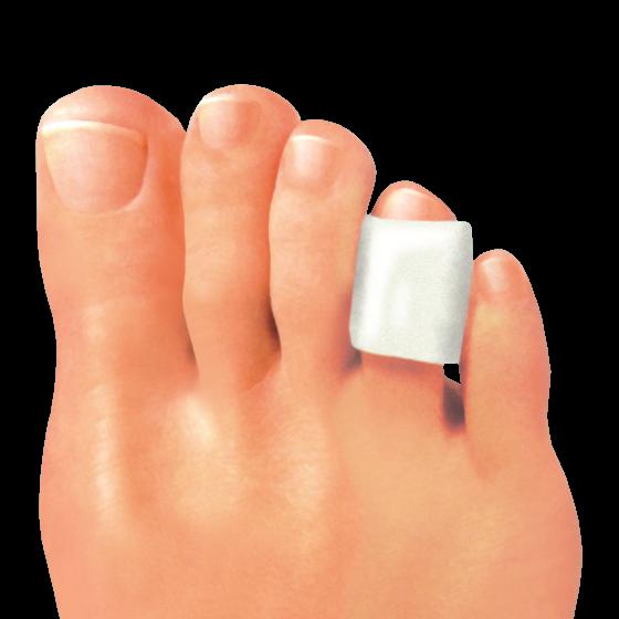 Предпазител за ранички и протривания на пръстите