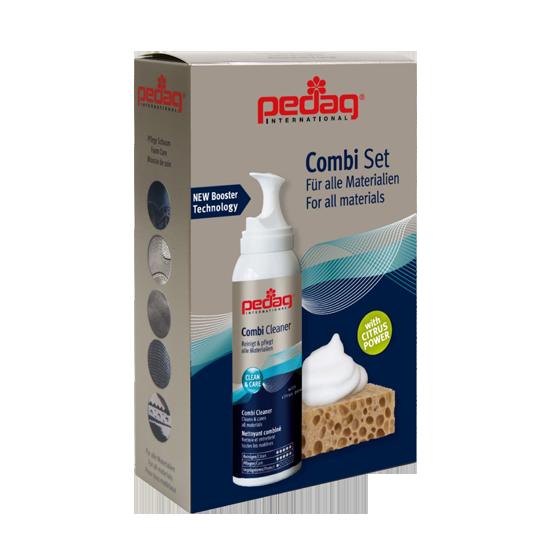 Почистващ СЕТ - Пяна с гъба за всякакъв тип материи