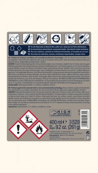 Спрей Импрегнатор срещу вода и влага PEDAG Бои и Козметика