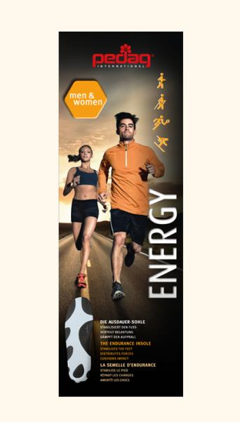 Стелки за активен спорт - нормален свод Ортопедични стелки