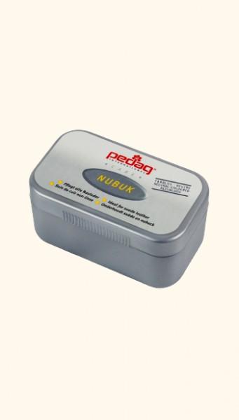 Гъбичка за поддържане на набук и велур PEDAG Бои и Козметика