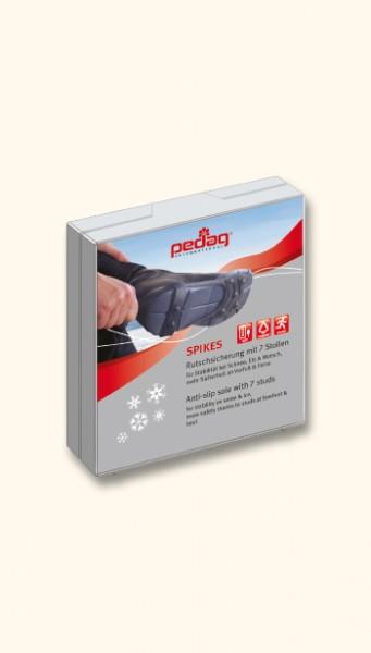 Шпайкове п/в хлъзгане на лед и сняг Връзки и аксесоари за обувки