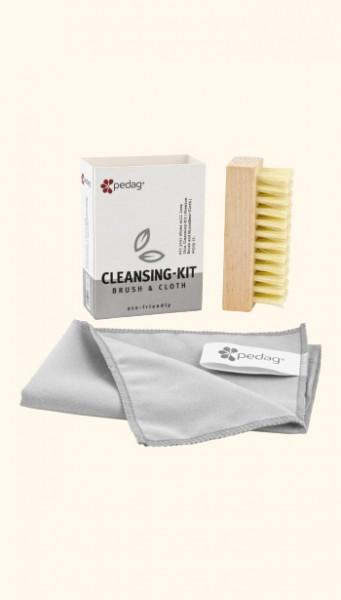Комплект къпра и четка за почистване
