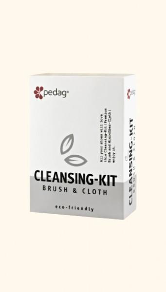 Комплект къпра и четка за почистване PEDAG Бои и Козметика